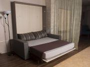 StudioFLAT MALIA шкаф-кровать-диван с подлокотниками