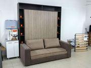 StudioFLAT MALIA диван-шкаф-кровать с подлокотниками